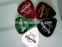 the cheapest customized guitar pick/plectrum