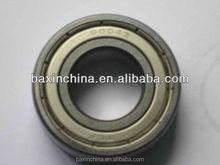 Top quality 6207 deep groove ball bearing