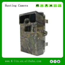 GPS WIFI SD Waterproof Trail Camera Portable Digital Hunt camera 720P hunting camera