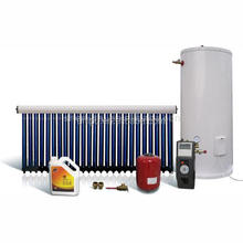 Balcony split flat plate solar water heater collector, solar heat panel price Calentador Solar