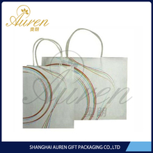 Stable quality art paper bag