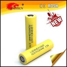 18650 recycle batteries LG he4 2500mAh 3.7v 35A li ion batteries