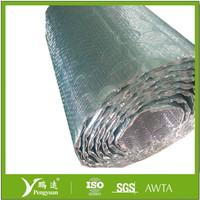 Air bubble aluminum foil foam sheet moisture barrier for laminate flooring