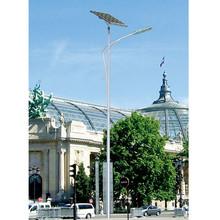 IP65 LED solar powered street light , 8m pole 60W led design with CE , CQC , ISO