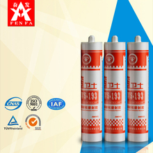 Metal to metal silicone sealant cartridge CWS-193