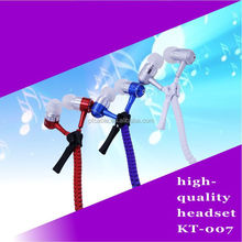 China manufacturer supply patent in ear earphone wholesale