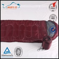 Human Shape Cotton/Goose down Sleeping Bags