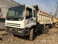 Japan orignal used dump truck for sale / cheapest second hand dump truck in stock