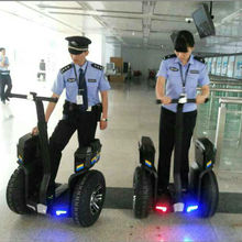 New arrival CHIC-JAZZ police model 2 wheel stand up electric scooter