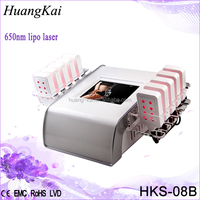 Portable 650nm i lipo cold laser machine for sale