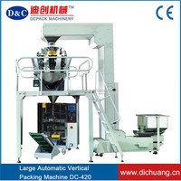 DC-K420 Large High Quality VFFS Automatic Biscuit Packaging Machine