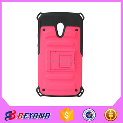 Wholesale Cheap crash proof holder phone cover for MOTO G2