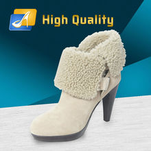 2014 Top Sale Fashion Keep Warm Casual Snow Woman Boot