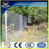 Cheap and good quality 2x2 galvanized welded wire mesh for fence panel China supplier