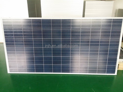25 years warranty A grade cheap pv solar panel cost 250w