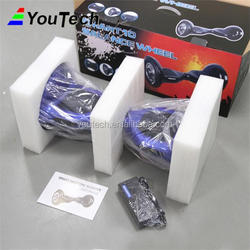Colorful board smart 2 wheel hover board particle board production line