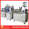 15kg/h Precise Small Film Calendering Line with 230mm Film Width