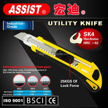 utility knife CE passed of excellent quality OEM welcome