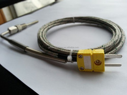 K type air intake temperature probe with plug
