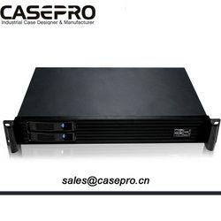 Ultra Compact 1.5U Mini Itx Server Case
