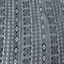 Wet Printing National Style Rayon Fabric