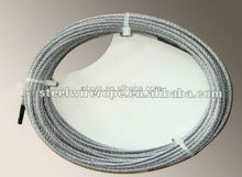 galvanized steel wire rope 45mm galv steel wire rope galvanized steel strand cable 1x19