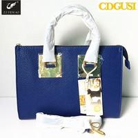 China wholesale designer women purse handbags ladies trend pu leather handbag manufacturer Guangzhou