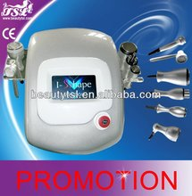 Hot sale! 6 in 1 fat reduction ultrasound cavitation apparatus
