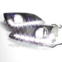 For Hyundai ix35 led daytime running light /after-sale policy led driving lgihts drl