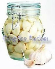 Pickled Garlic in Brine