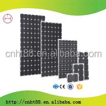 lowest price 500 watt 250 watt solar panel ip65 in china