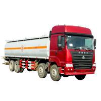 8*4 SINOTRUCK Fuel Tank Truck/Oil Tank Truck for sale