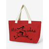2015 Fashion customized canvas bag wholesale cotton canvas tote bag