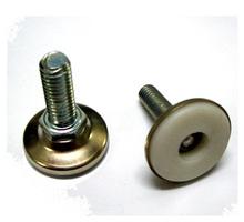 Adjustable Equipment Metal Plastic Leveling Feet