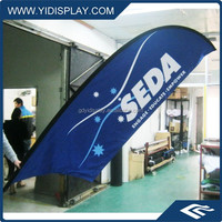 Flying banner Type outdoor advertising sail banners