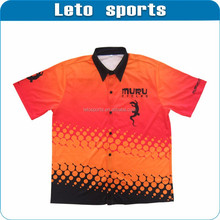 2015 New Black customized fashion short sleeves racing moto wear
