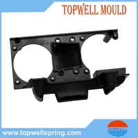 professional high qualitytransparency plastic parts mould injection mould & plastic enclosure for electronic device