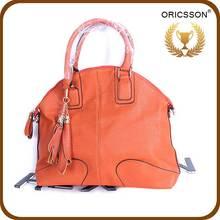 Elegant Bags Popular Women PU Leather Handbags Wholesale