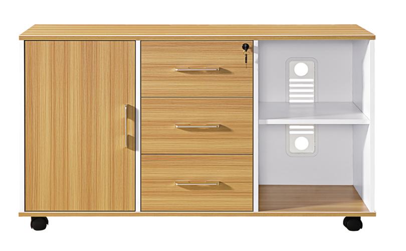 hot vendre 2014 classeur de bureau meubles en bois classeur fixe pi destal classeur tiroir id. Black Bedroom Furniture Sets. Home Design Ideas