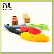 New design Funny Animal Jungle Eco-friendly plastic alligator trash bag clips