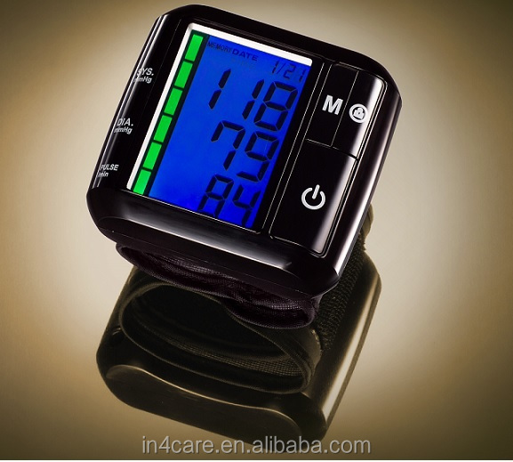 welby blood pressure monitor manual