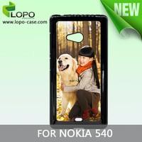 Moblie sublimation phone case for Nokia lumia 540