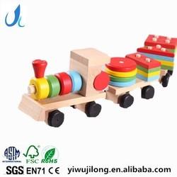 3 pcs samll wooden track wholesale