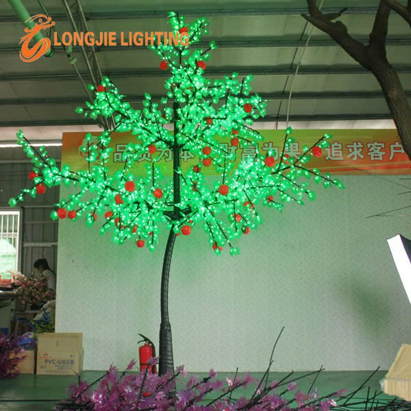 2288 led H: 3m Christmas decorate apple tree