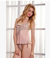 IRIS 10 years experience hot sale newest fashion free honeymoon short lingerie sexy nighty