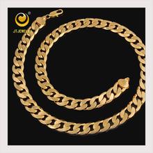 Promotional custom Premier gold necklace 2015