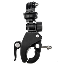 Handlebar Seatpost Roll Cage Mount Bike Bicycle Motorcycle For Gopro Hero Accessories