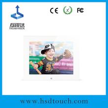 Beijing factory price 8 inch portable digital photo viewer