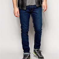Blue washed buy jeans in bulk slim fit