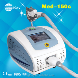 KES-Med150 FDA approval portable ipl+rf style beauty equipment ipl shrink pores beauty equipment